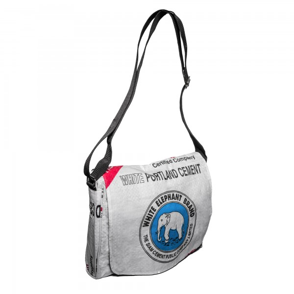Recyclingtasche Carrier Blue