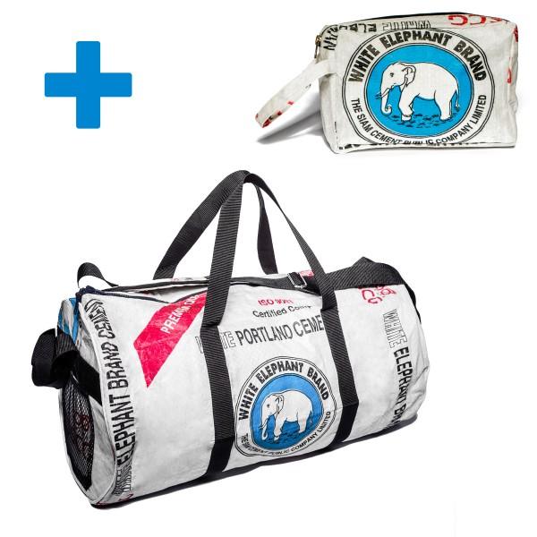 Recyclingtasche Take a Trip! (EB10006 + EB10032.1)