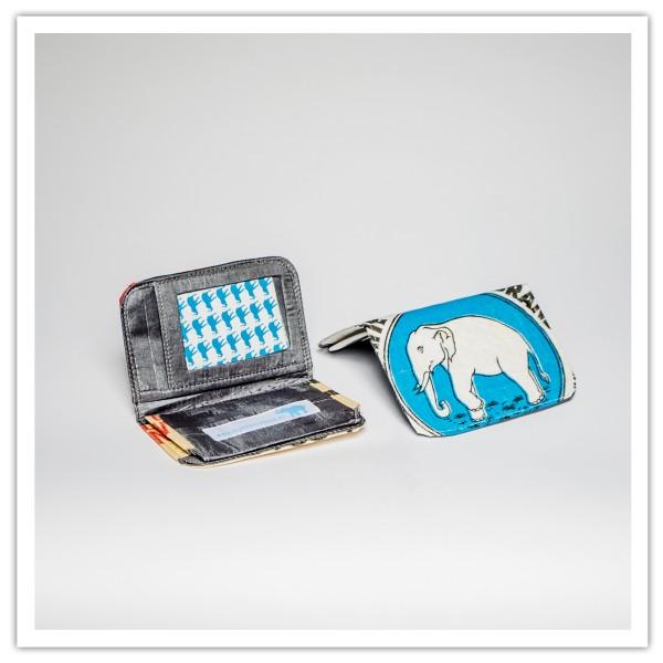 Recyclingtasche Malibu RichKid Blue