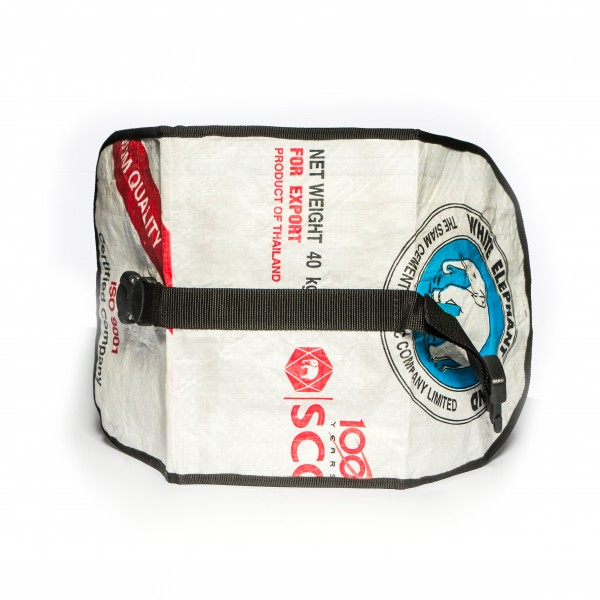 Recyclingtasche Washbag Blue