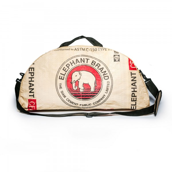 Recyclingtasche Sporty L Red