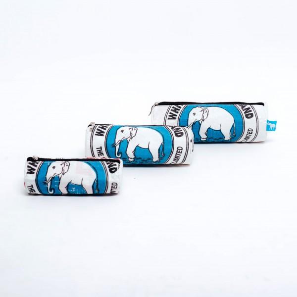 Recyclingtasche Federmappe Blue