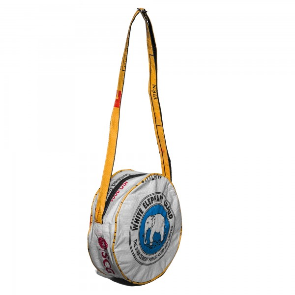 Recyclingtasche Yellow Moon
