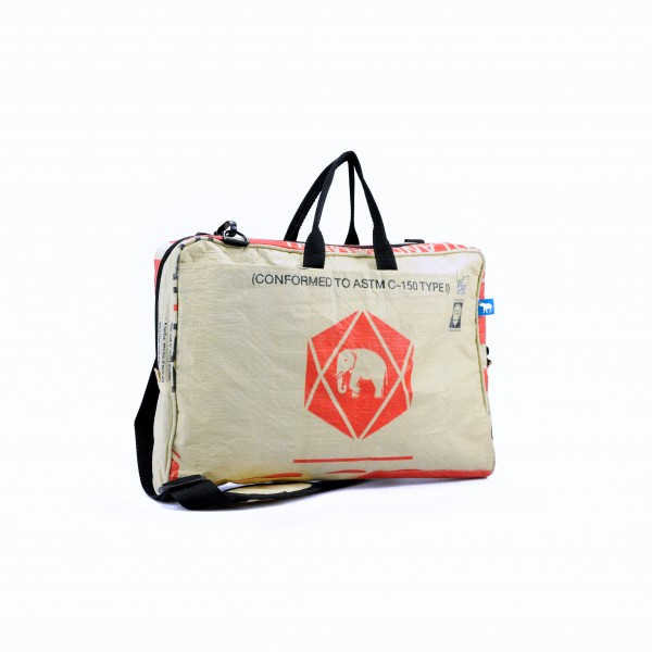 Recyclingtasche Laptoptasche Red