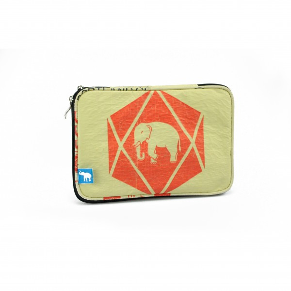 Recyclingtasche Tablet Delux Red