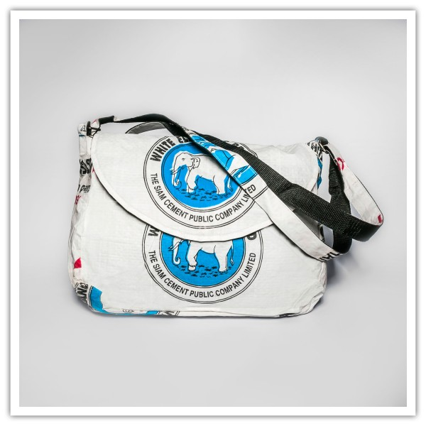 Recyclingtasche Bay Blue